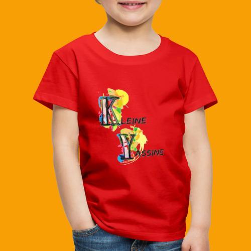Kleine Yassine Special - Kinderen Premium T-shirt