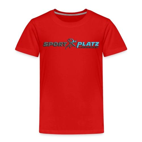 SportPlatz Kollektion - Kinder Premium T-Shirt