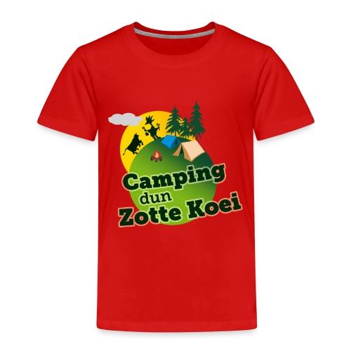 2015 logo camping carnaval png - Kinderen Premium T-shirt