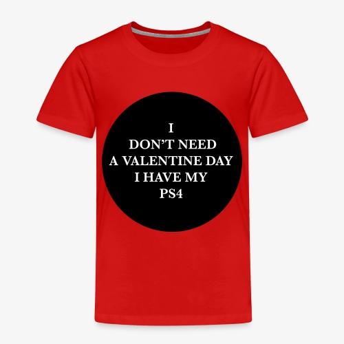 Valentine Day - Love videogame - Maglietta Premium per bambini