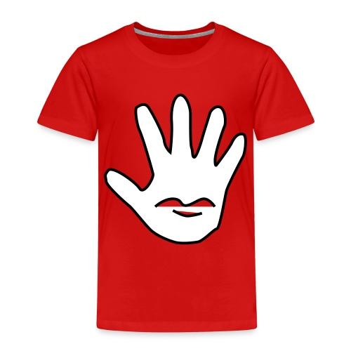 Talk to the Hand - Premium T-skjorte for barn