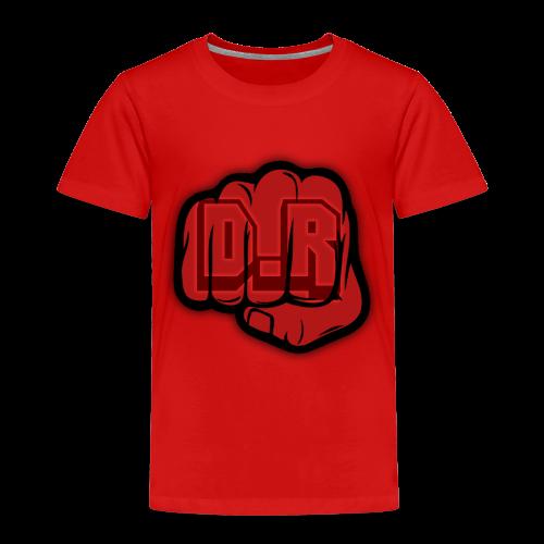 DigitalRelic Big Fist Logo - Premium-T-shirt barn