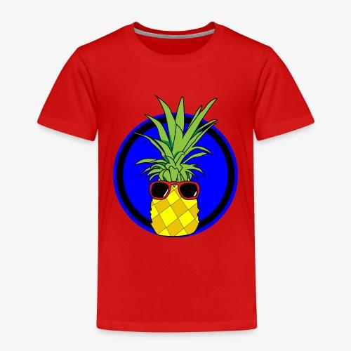 Cool pineapple - Kids' Premium T-Shirt
