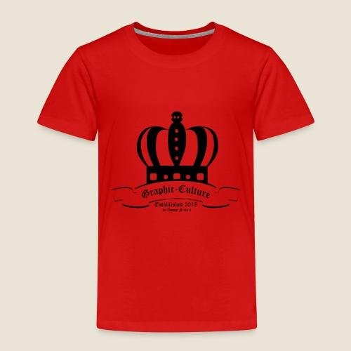 Krone Graphic-Culture - Kinder Premium T-Shirt