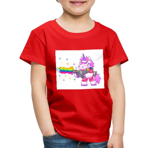 #Swag unicorns merch - Kids' Premium T-Shirt