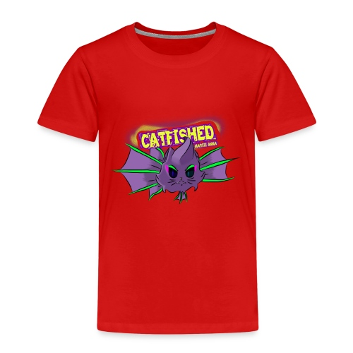 cat fish - Kids' Premium T-Shirt