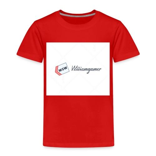 Williamgmer - Premium-T-shirt barn