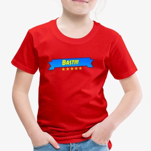 Bastiii   Deluxe Merch - Kinder Premium T-Shirt