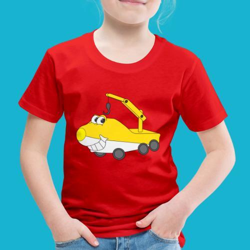 Wayne Crane - Kids' Premium T-Shirt