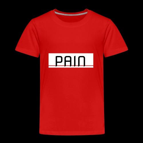 pain - Koszulka dziecięca Premium