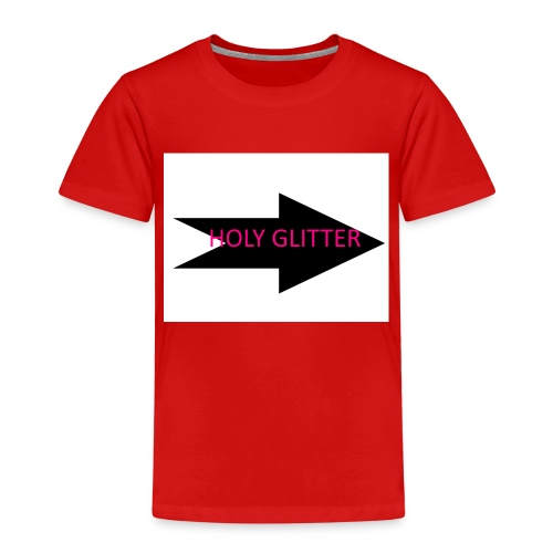 HOLLY GLITTER - Kinderen Premium T-shirt