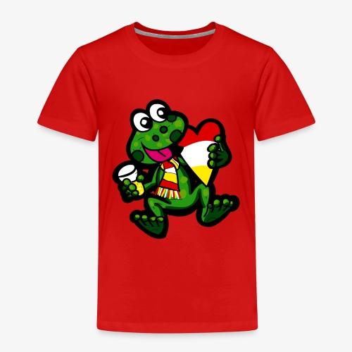 Oeteldonk Kikker - Kinderen Premium T-shirt