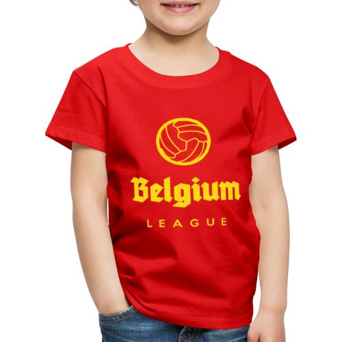Belgium football league belgië - belgique - T-shirt Premium Enfant