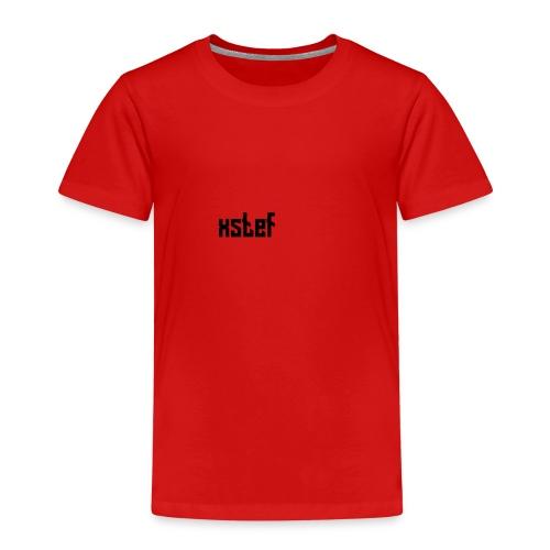 xStef - Kinderen Premium T-shirt