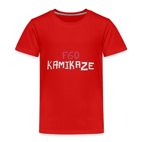F60 Kamikaze - Kinder Premium T-Shirt