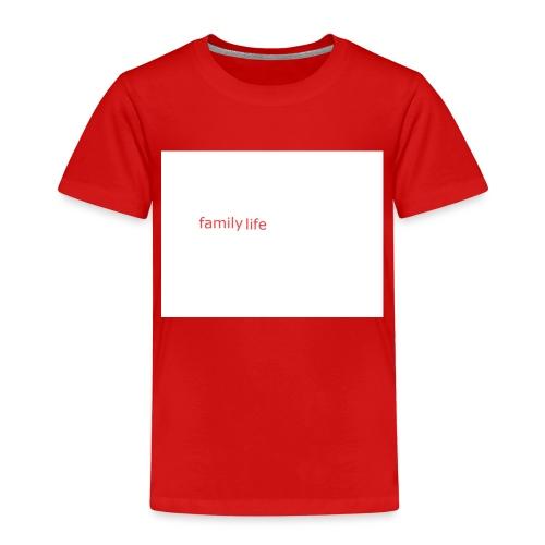 family life logo - Kids' Premium T-Shirt