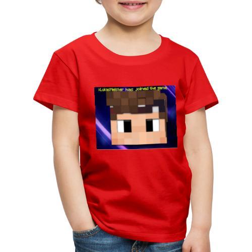 xxkyllingxx Nye twitch logo - Børne premium T-shirt