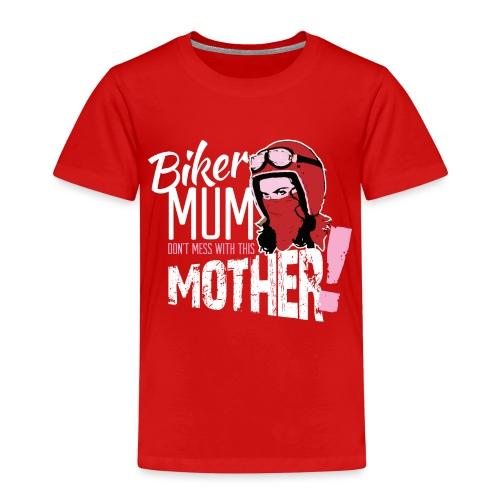 Biker Mum T-Shirt - Kids' Premium T-Shirt