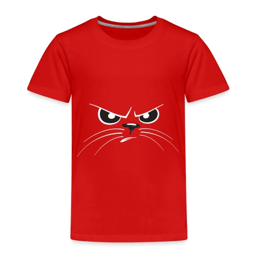 catangry - Kinder Premium T-Shirt
