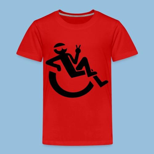 Happyweelchair1 - Kinderen Premium T-shirt
