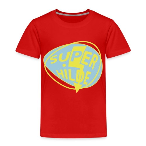 superhilde - Kinder Premium T-Shirt