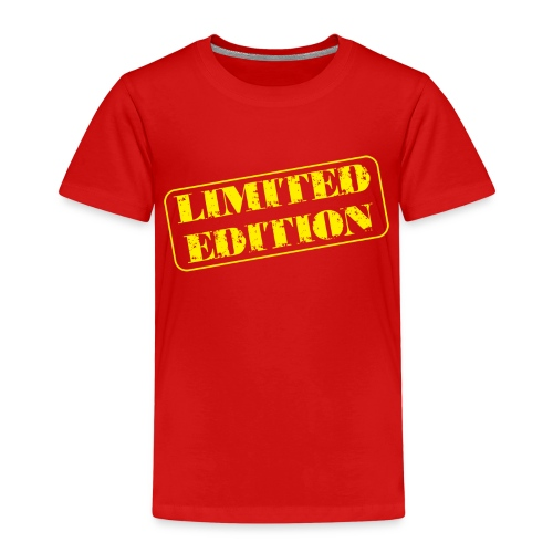 Limited Edition - Kinder Premium T-Shirt