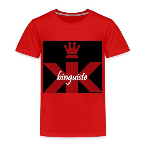 Binguiste - T-shirt Premium Enfant