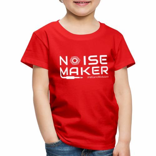 grafica noise maker - Maglietta Premium per bambini