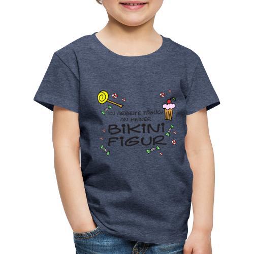 Bikinifigur - Kinder Premium T-Shirt