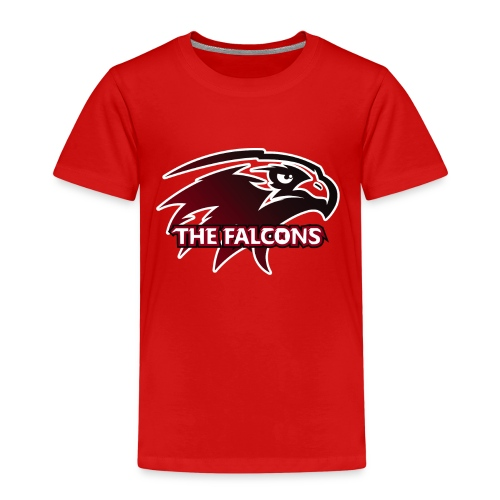 The falcons - Premium T-skjorte for barn