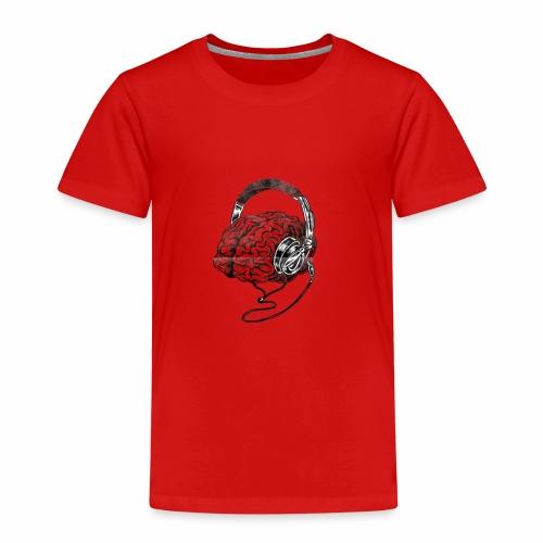 BRAIN b big - Camiseta premium niño
