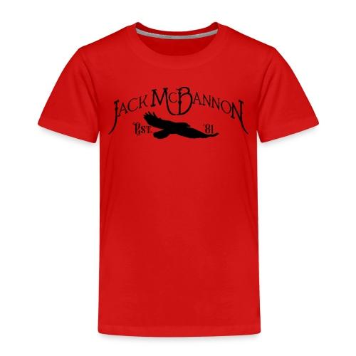 Jack McBannon - Crow 81 II - Kinder Premium T-Shirt
