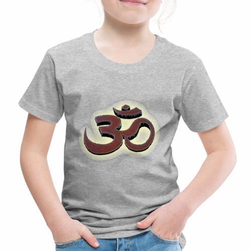 Om - Kinder Premium T-Shirt