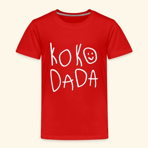 Kokodada Time - Premium-T-shirt barn