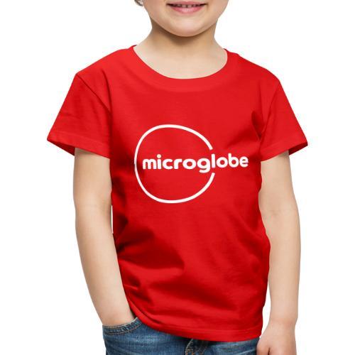 microglobe Logo - Kinder Premium T-Shirt