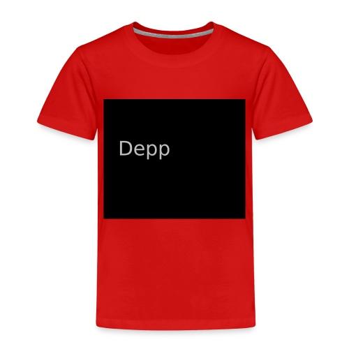 Depp - Kinder Premium T-Shirt