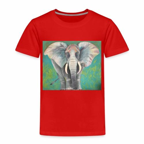 Elefant - Kinder Premium T-Shirt