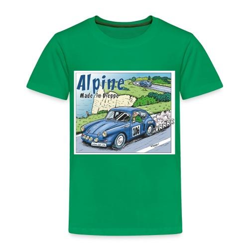 Polete en Alpine 106 - T-shirt Premium Enfant