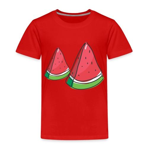 melonen - Kinder Premium T-Shirt