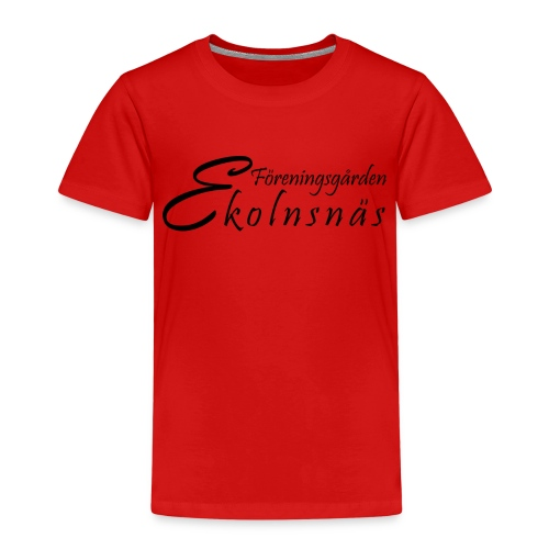 Ekolnsnäs - Premium-T-shirt barn