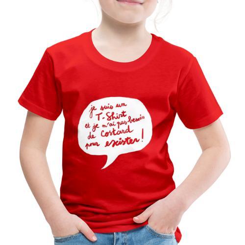 tshirtpascostard - T-shirt Premium Enfant