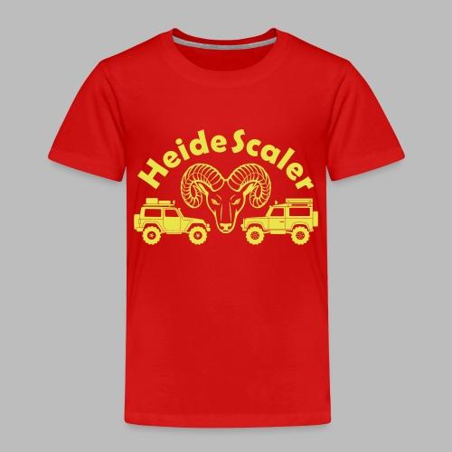 Heide Scaler (freie Farbwahl) - Kinder Premium T-Shirt