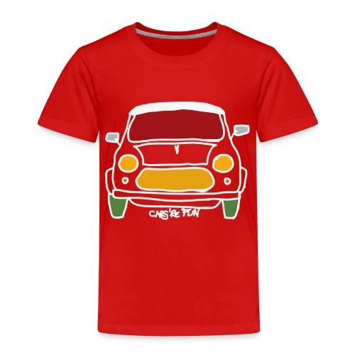 Voiture ancienne anglaise - T-shirt Premium Enfant