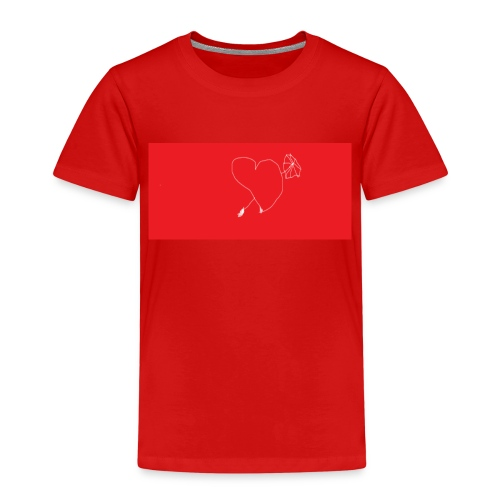vad aer det faer form - Premium-T-shirt barn