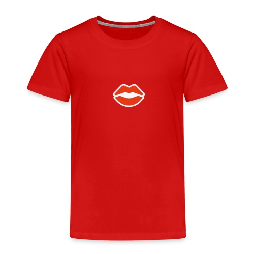 kuss - Kinder Premium T-Shirt