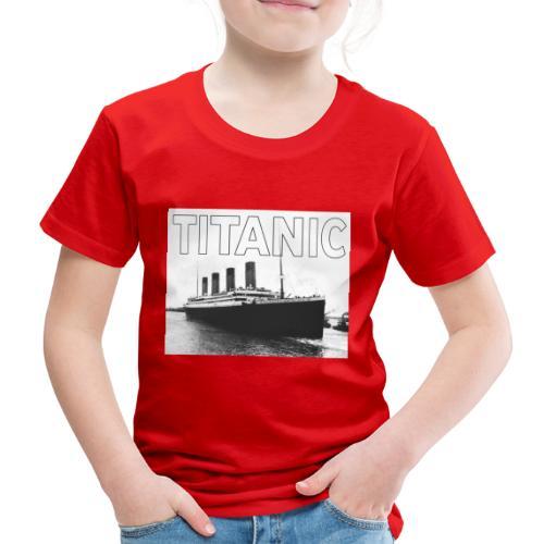 TITANIC sw - Kinder Premium T-Shirt