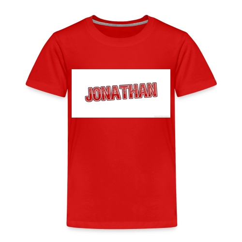 Jonathan - Premium-T-shirt barn
