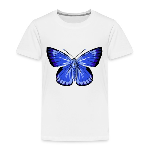 vlinder2_d - Kinderen Premium T-shirt