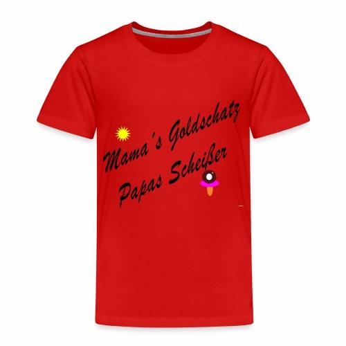 mamas goldschatz - Kinder Premium T-Shirt
