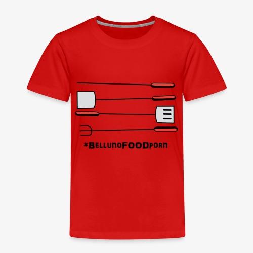 BBQ Belluno - Maglietta Premium per bambini